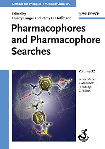 9783527312504: Pharmacophores and Pharmacophore Searches (Methods and Principles in Medicinal Chemistry, Vol. 32)