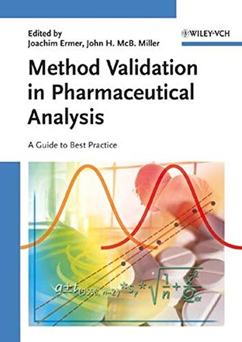 9783527312559: Method Validation in Pharmaceutical Analysis: A Guide to Best Practice