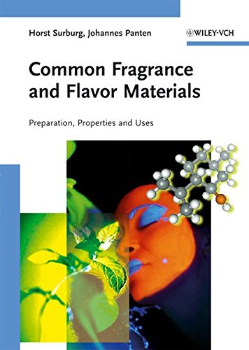 9783527313150: Common Fragrance and Flavor Materials: Preparation, Properties and Uses