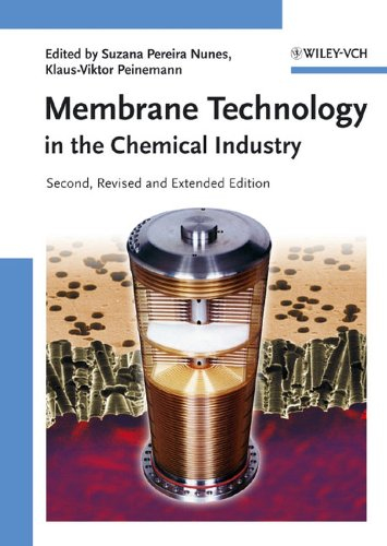 9783527313167: Membrane Technology: in the Chemical Industry