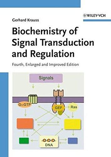 9783527313976: Biochemistry of Signal Transduction and Regulation