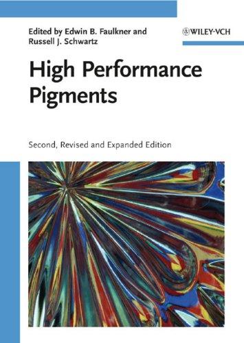 High Performance Pigments: Edwin B. Faulkner