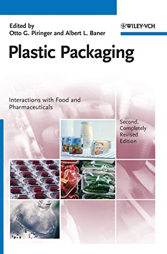 9783527314553: Plastic Packaging: Interactions with Food and Pharmaceuticals