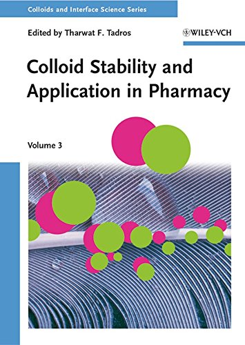 9783527314638: Colloid Stability and Application in Pharmacy (Colloids and Interface Science (VCH))