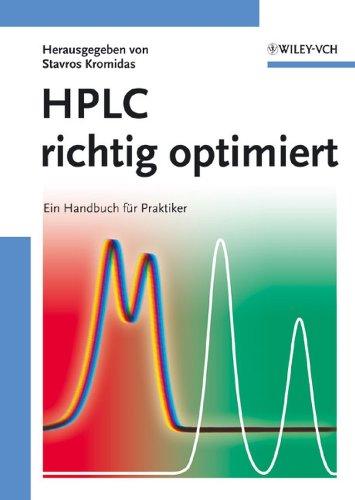 HPLC richtig optimiert: Stavros Kromidas