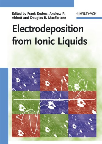 9783527315659: Electrodeposition from Ionic Liquids