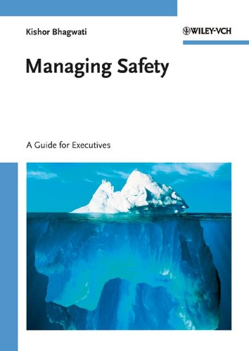 Managing Safety: Kishor Bhagwati