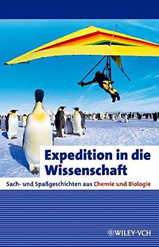 9783527316397: Expedition in die Wissenschaft (Erlebnis Wissenschaft) (German Edition)