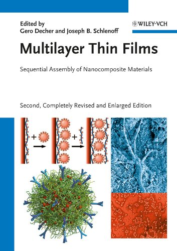 9783527316489: Multilayer Thin Films: Sequential Assembly of Nanocomposite Materials