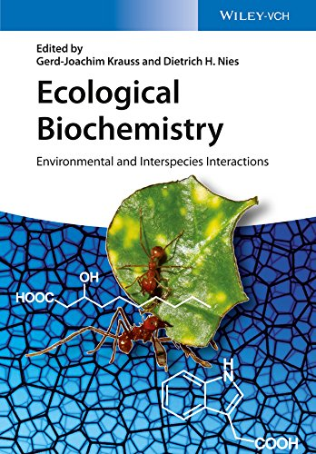 9783527316502: Ecological Biochemistry: Environmental and Interspecies Interactions