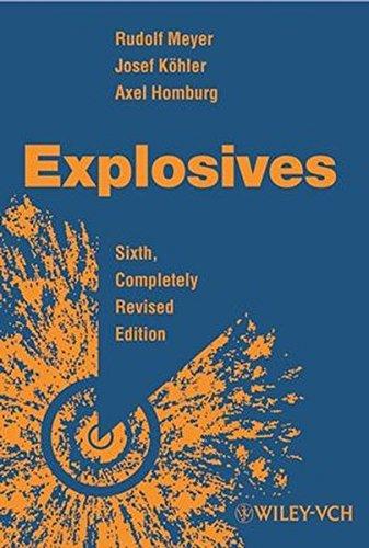 9783527316564: Explosives