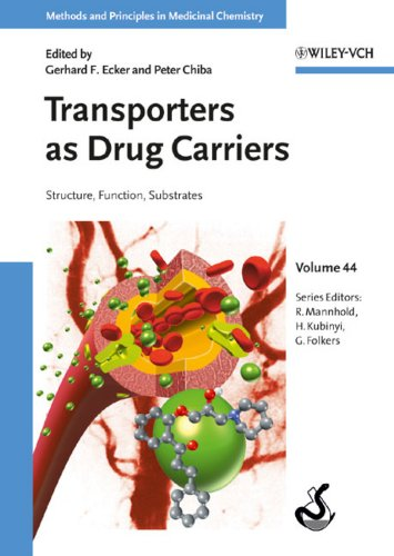 9783527316618: Transporters as Drug Carriers: Structure, Function, Substrates, Volume 44