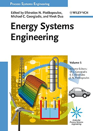 9783527316946: Energy Systems Engineering, Volume 5