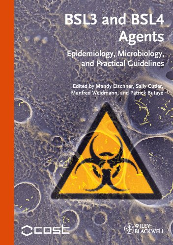 9783527317158: BSL3 and BSL4 Agents: Epidemiology, Microbiology, and Practical Guidelines