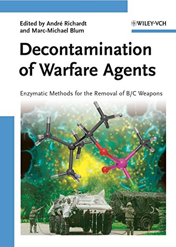 9783527317561: Decontamination of Warfare Agents: Enzymatic Methods for the Removal of B/C Weapons
