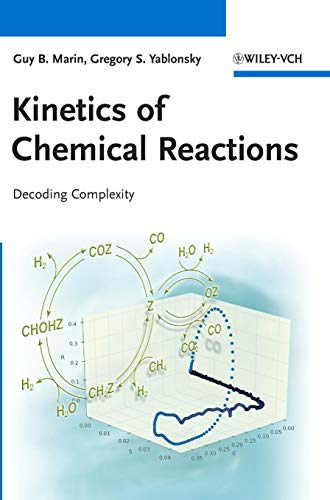 9783527317639: Kinetics of Chemical Reactions