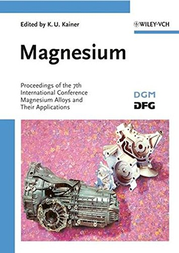 9783527317646: Magnesium: Proceedings of the 7th International Conference on Magnesium Alloys and Their Applications