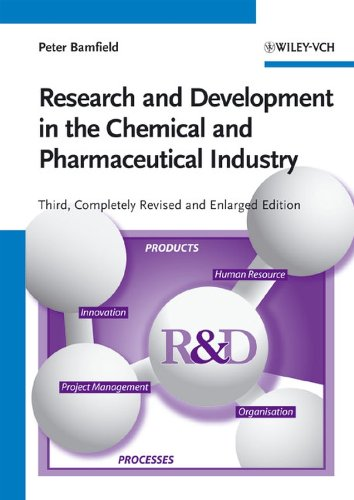 9783527317752: Research and Development in the Chemical and Pharmaceutical Industry