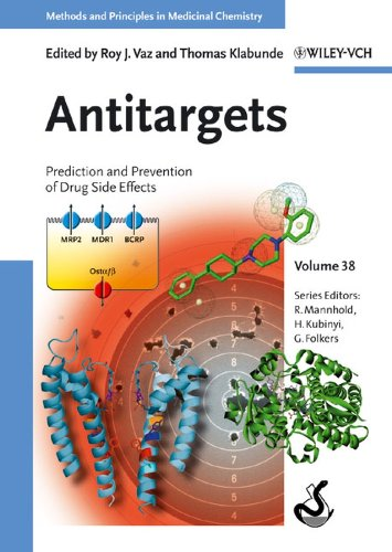 9783527318216: Antitargets: Prediction and Prevention of Drug Side Effects