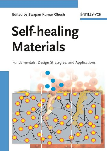 9783527318292: Self-healing Materials: Fundamentals, Design Strategies, and Applications