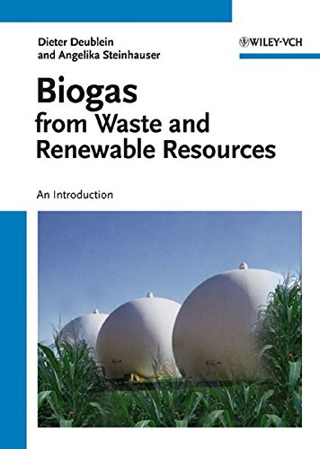 9783527318414: Biogas from Waste and Renewable Resources: An Introduction