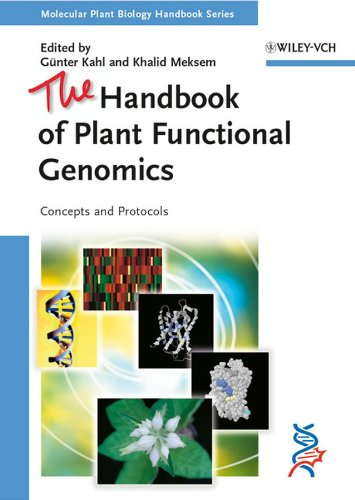9783527318858: The Handbook of Plant Functional Genomics: Concepts and Protocols (Molecular Plant Biology)
