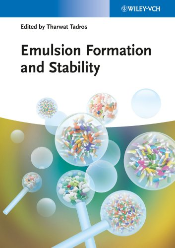 9783527319916: Emulsion Formation and Stability