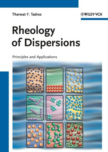 9783527320035: Rheology of Dispersions: Principles and Applications