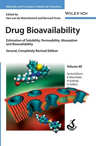 9783527320516: Drug Bioavailability: Estimation of Solubility, Permeability, Absorption and Bioavailability