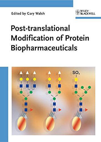 9783527320745: Post-translational Modification of Protein Biopharmaceuticals