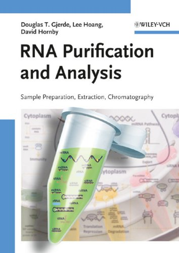 9783527321162: RNA Purification and Analysis: Sample Preparation, Extraction, Chromatography