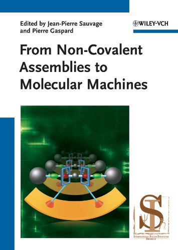 9783527322770: From Non-Covalent Assemblies to Molecular Machines