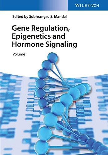 9783527322817: Gene Regulation, Epigenetics and Hormone Signaling