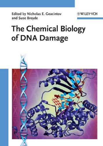 9783527322954: The Chemical Biology of DNA Damage