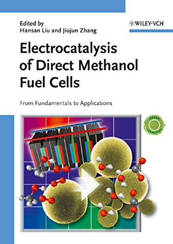 9783527323777: Electrocatalysis of Direct Methanol Fuel Cells: From Fundamentals to Applications