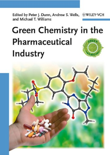 9783527324187: Green Chemistry in the Pharmaceutical Industry