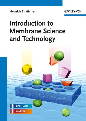 9783527324514: Introduction to Membrane Science and Technology