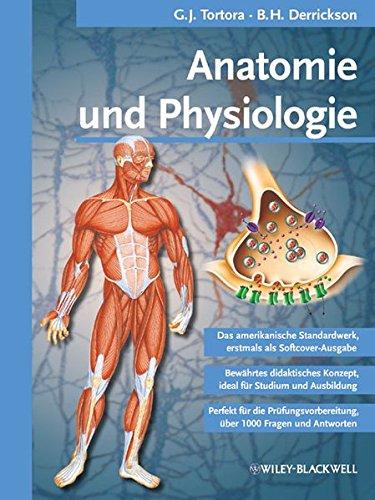 9783527325108: Anatomie und Physiologie