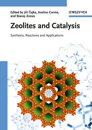 Zeolites and Catalysis: Jiri Cejka