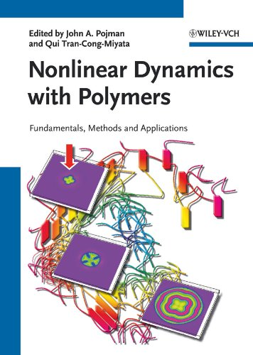 9783527325290: Nonlinear Dynamics with Polymers: Fundamentals, Methods and Applications
