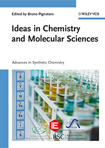 9783527325399: Ideas in Chemistry and Molecular Sciences: Advances in Synthetic Chemistry