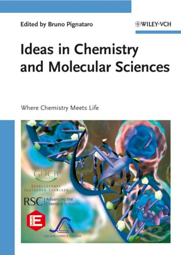 9783527325412: Ideas in Chemistry and Molecular Sciences