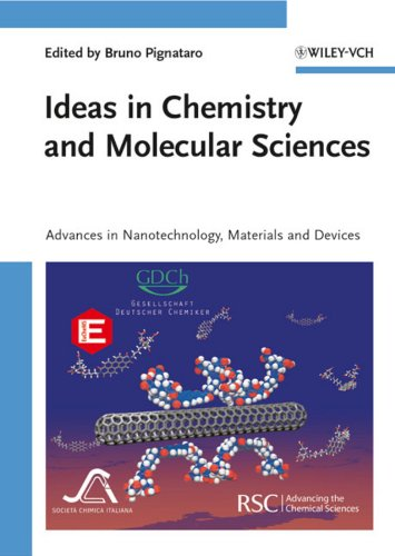 9783527325436: Ideas in Chemistry and Molecular Sciences: Advances in Nanotechnology, Materials and Devices