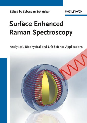 9783527325672: Surface Enhanced Raman Spectroscopy: Analytical, Biophysical and Life Science Applications