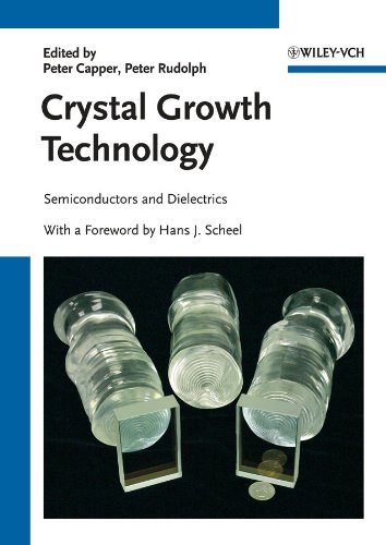 9783527325931: Crystal Growth Technology: Semiconductors and Dielectrics