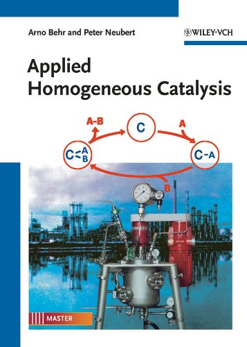 9783527326334: Applied Homogeneous Catalysis