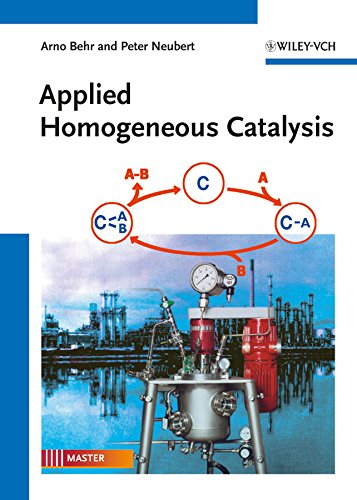 9783527326419: Applied Homogeneous Catalysis