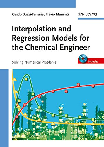 9783527326525: Interpolation and Regression Models for the Chemical Engineer
