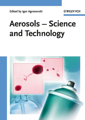 9783527326600: Aerosols - Science and Technology