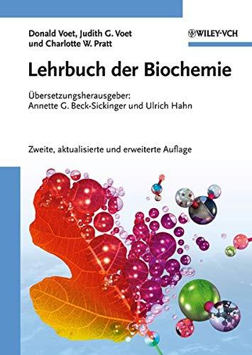 9783527326679: Lehrbuch der Biochemie (German Edition)